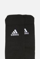 adidas Performance - Parley  Crew socks - black