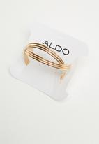 ALDO - Legundra bangle - gold