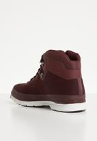 Timberland - Euro hiker boot - red