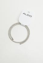 ALDO - Aseini bangle - silver