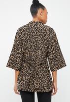 Superbalist - Kimono - brown