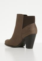Call It Spring - Danilack slip-on ankle boot - brown