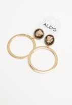 ALDO - Jyryan earrings - black