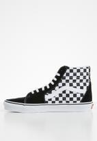 Vans - UA SK8-Hi x David Bowie - Bowie/checkerboard