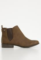 Call It Spring - Chelsea ankle boot - brown