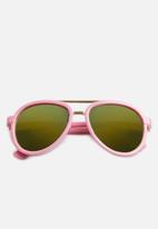 POP CANDY - Aviator sunglasses - pink