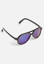 POP CANDY - Aviator sunglasses - black