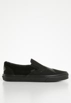 Vans - UA Classic Slip-On x David Bowie - Blackstar/black