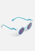 POP CANDY - Round sunglasses - blue