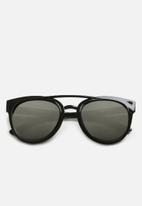 POP CANDY - Oversized sunglasses - black