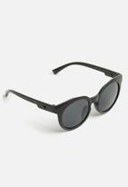 POP CANDY - Round sunglasses - black