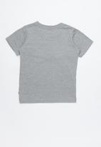 Levi's® - Pre boys oversized box tab T-shirt - grey