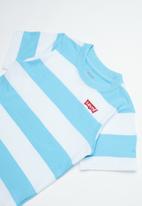 Levi's® - Pre-boys stripe knit T-shirt - blue & white