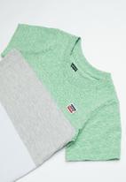 Levi's® - Pre-boys colour block knit top - multi