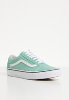 Vans - Old Skool - neptune green/true white