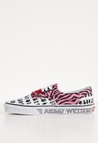 Vans - UA Era - (Ashley Williams) tiger/jugs
