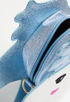 POP CANDY - Unicorn sling bag - blue