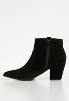 Superbalist - Lucia cowboy boot - black