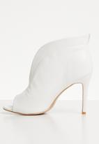 Superbalist - Olivia heel - white