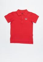 Levi's® - Pre-boys golfer - red