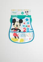 Character Baby - Mickey mouse catcher bib - multi