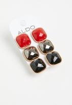 ALDO - Yberia stud earrings - multi