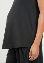 edit Maternity - Basic tank top - black