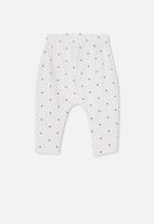 Cotton On - The legging - white & black