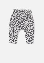 Cotton On - The legging - black & white