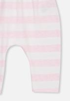 Cotton On - The legging - pink & white