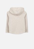 Cotton On - Hayden hooded top - cream