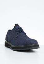 G-Star RAW - Landoh derby - denim mix blue