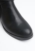 Butterfly Feet - Kaelyn ankle boot - black