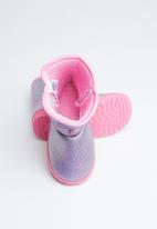 Character Fashion - Kids my little pony winter boots - purple & pink