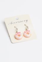 POP CANDY - Love earings - pink