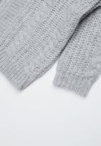 Cotton On - Cooper cardigan - grey