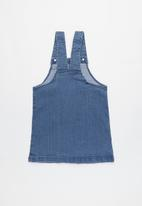 Cotton On - Summer pinafore - blue