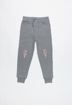 Cotton On - Lewis trackpant - grey