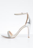 ALDO - Aroclya heel - silver