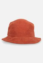 Cotton On - Bella bucket hat - rust
