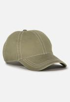 Cotton On - Kaia cap - green & white