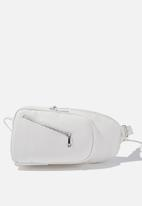 Cotton On - On the run backpack - white