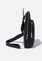 Cotton On - On the run backpack - black