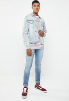 Cheap Monday - Legit denim jacket - blue