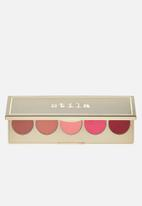 Stila - Sunrise splendour convertible colour - 5 pan lip & cheek palette