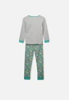 Cotton On - Alicia long sleeve pyjama set - multi
