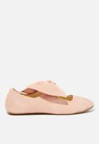 Cotton On - Knot ballet - pink