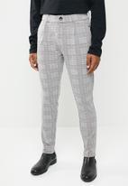 Jack & Jones - Square bla. sweat pants - grey