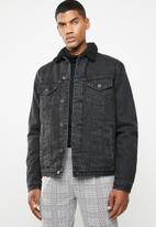 Jack & Jones - Edward jacket - black