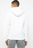 Jack & Jones - Teddy sweater - white